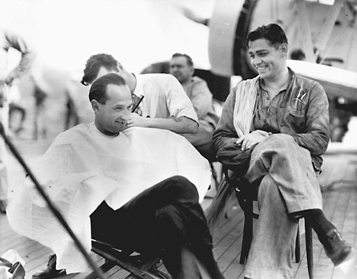 Frank Wead-Clark Gable