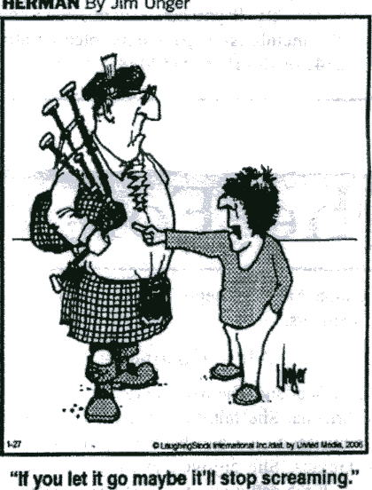 Herman-on-Bagpipes