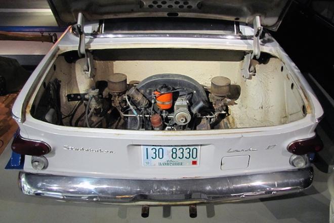 porsche-studebaker-rear engine