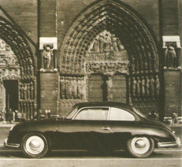Porsche Type 530