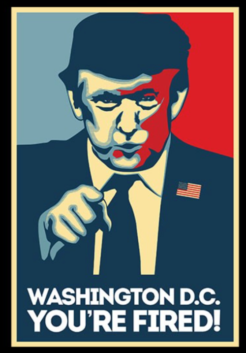 Trump to DC_You're Fired