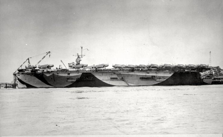 U.S.S. Gambier Bay
