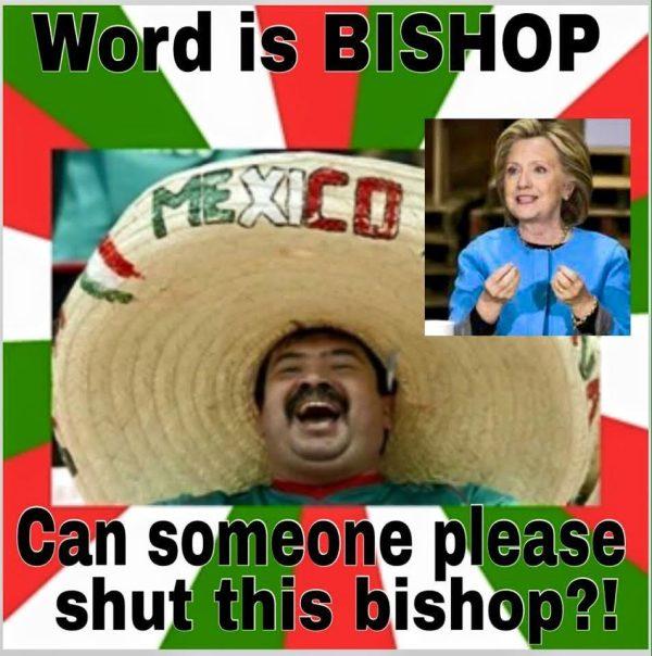 Word is Bishop