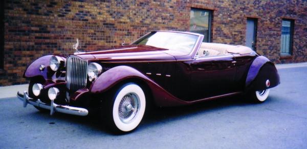 1934-styled Bayliff