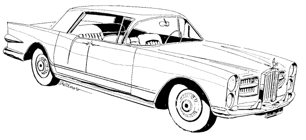 1960 Facel-Packard