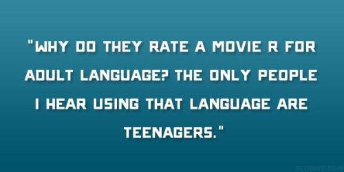 adult-language