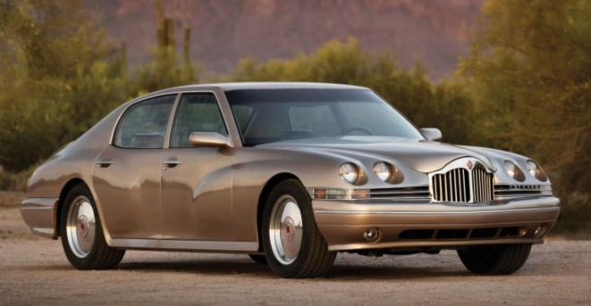 Gullickson's Packard
