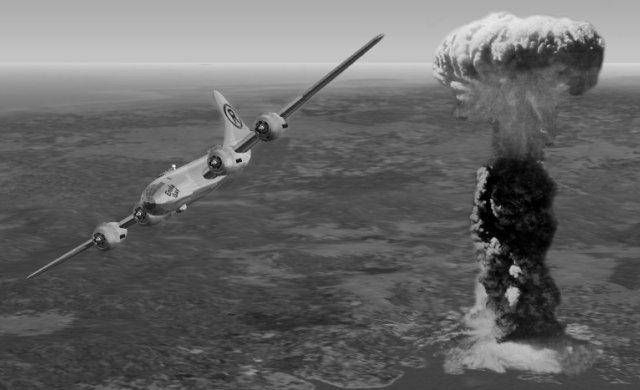 Hiroshima-bombing-Enola-Gay