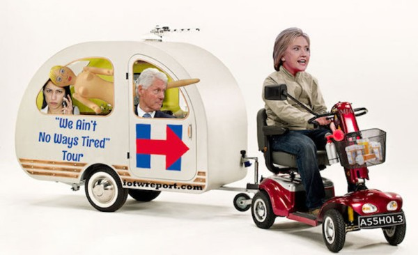 Hitlery-scooter
