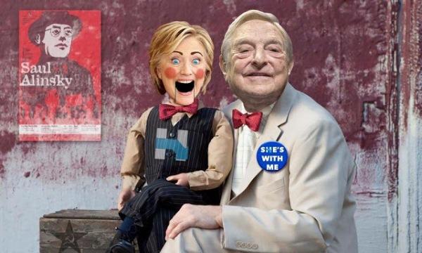 Hitlery-Soros'-puppet