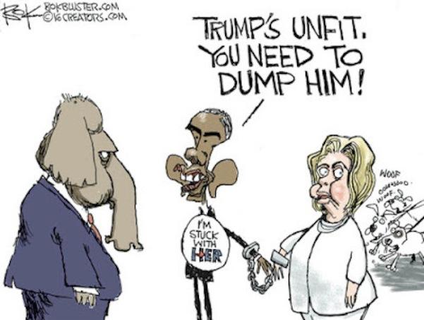 Hitlery-Trump_unfit