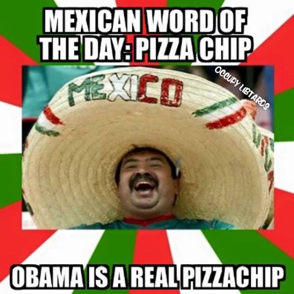 Mexican Word of the Day - PizzaChip