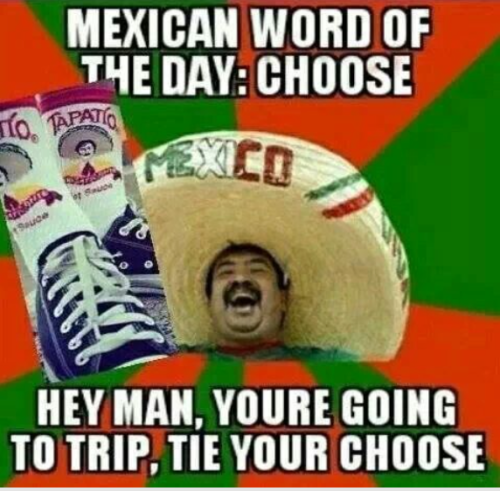 Mexican Word_Choose