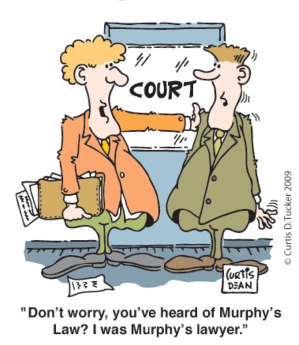 Murphy's Lawyer