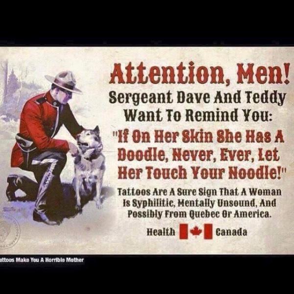 O! Canada!