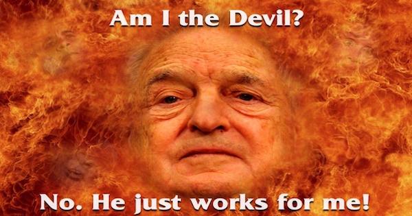 Soros-Satan