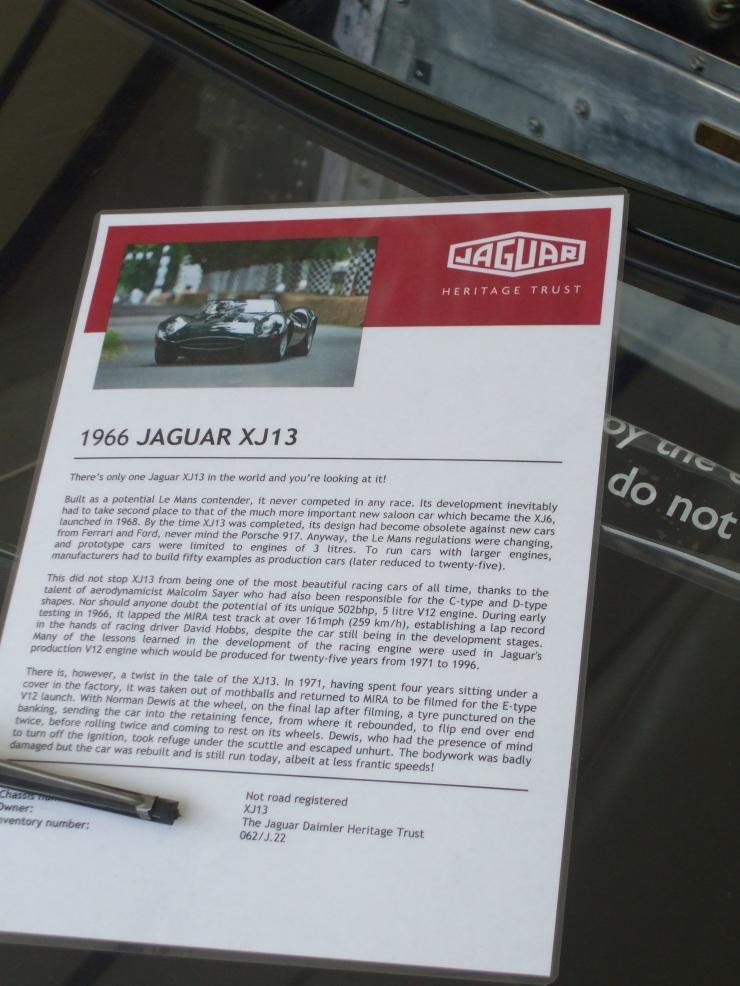 U.K.-Jaguar_XJ13-description