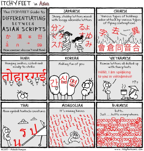 AsianLanguages
