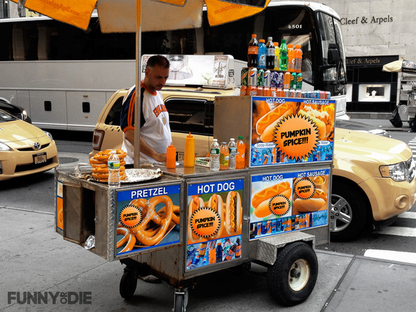 pumpkin-spice-food-cart