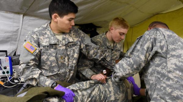 army-medics