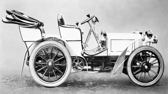 Mercedes 35 PS