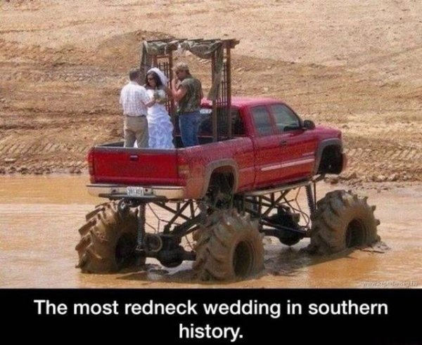 redneck-wedding