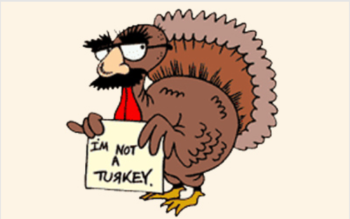 turkey-not