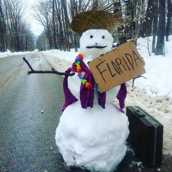 frosty-to-florida