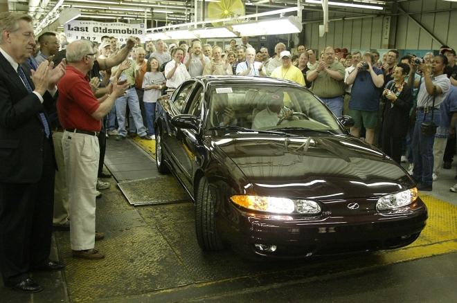 last-oldsmobile-built