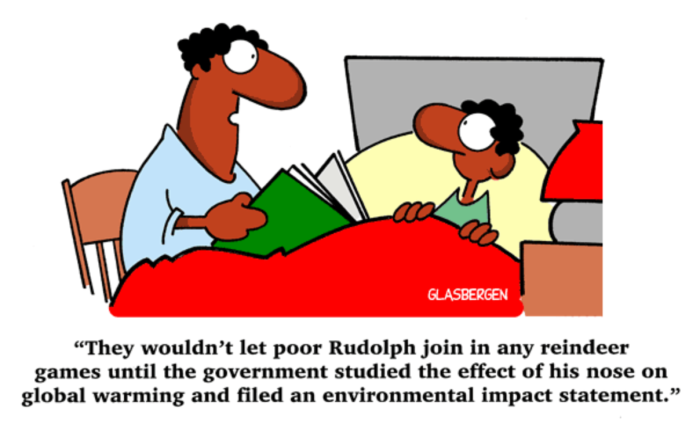 Rudolph-global warming