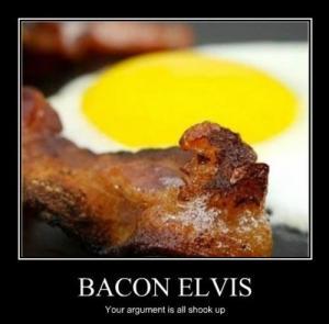 bacon-elvis