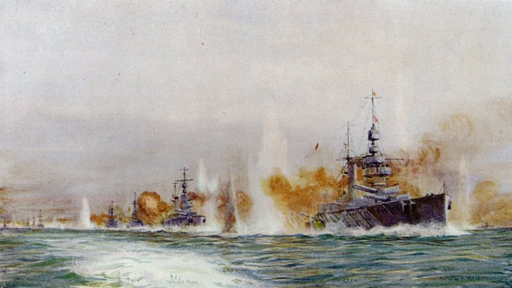 hms-lion-at-jutland