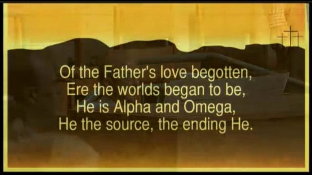 of-the-fathers-love-begotten