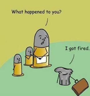 pun-fired