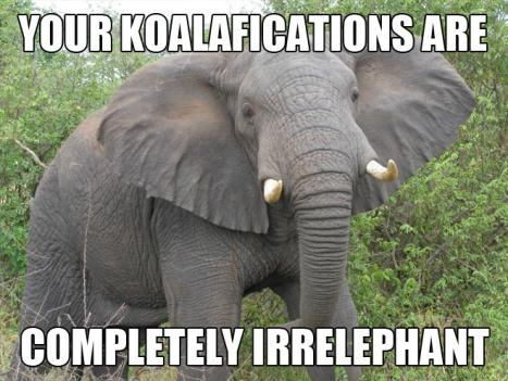 puns-koalafication-irrelephant
