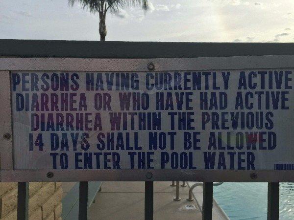 swimming-with-diarrhea