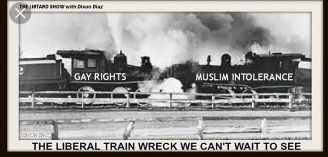 librul-train-wreck