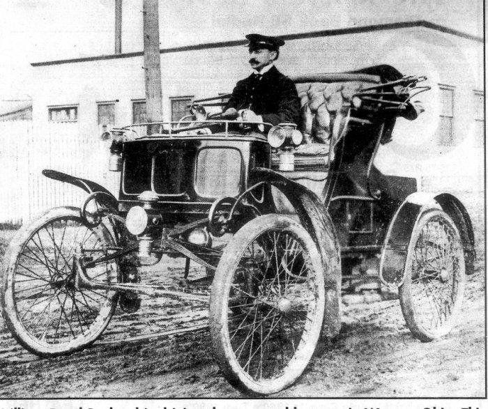 1899 Packard