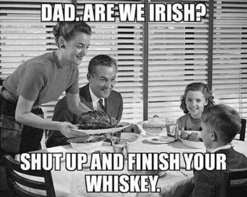 Are we Irish