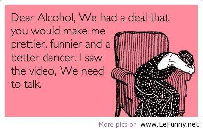 Dear-Alcohol