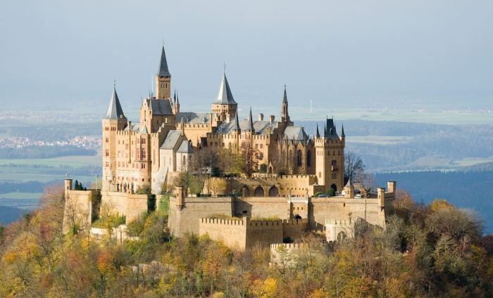 Hohenzollern-Castle-1