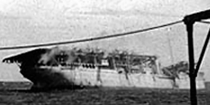 langley-sinking