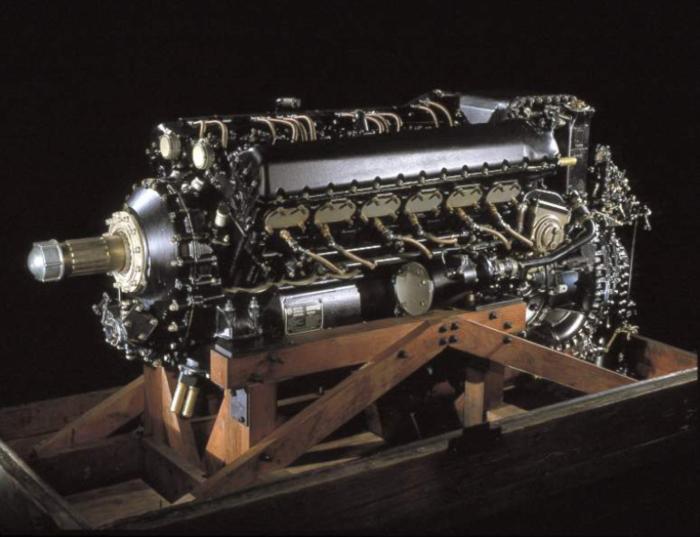 Merlin V-12