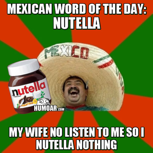 mexican-word-of-the-day-nutella