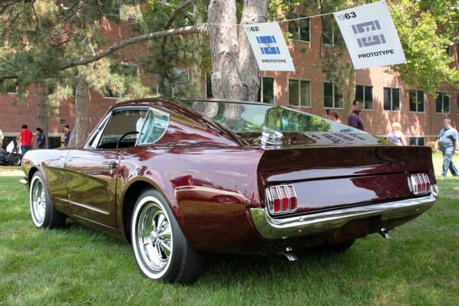 Mustang-prototype