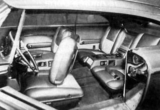 Norseman rear seats