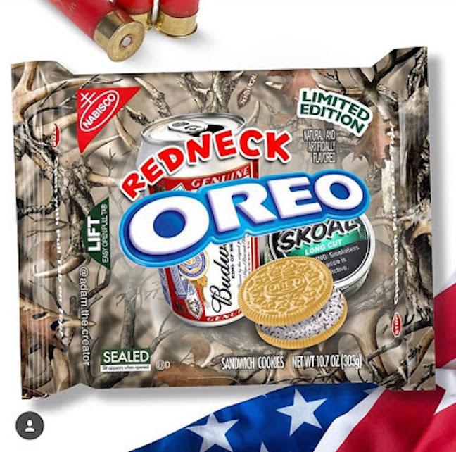 Redneck Oreos