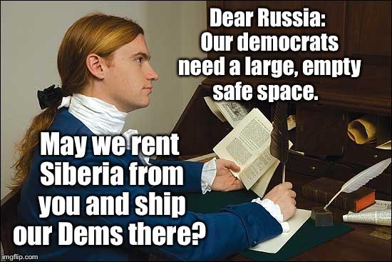 Safe Space - Siberia