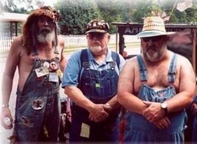3 rednecks