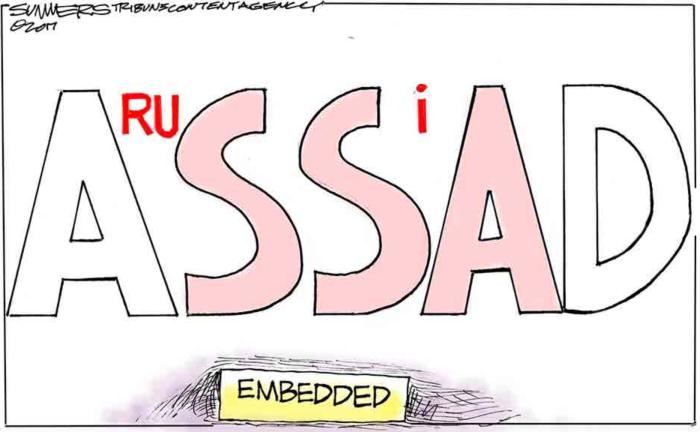 Assad-Russia